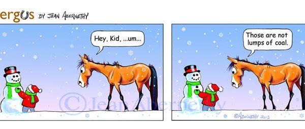 Julehygge og bomtræning